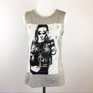 NWOT Style Comes From Within T-shirt